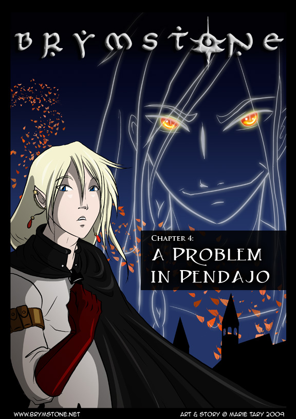 Chapter 4 – A Problem In Pendajo